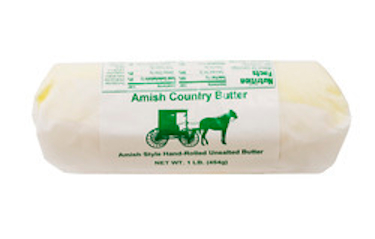 Amish Country Roll Butter 2lbs - 42
