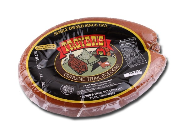 Troyer's Trail Bologna 1lb - 92